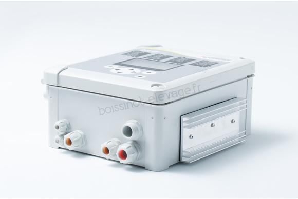 Régulation MVB 10 LCD