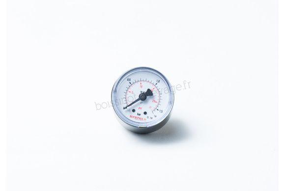 Manomètre - 0 à 1.5 bars (axial)
