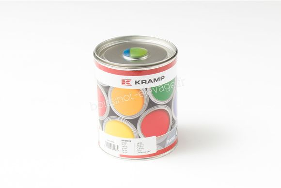 Pot de peinture 1L - Amazone vert