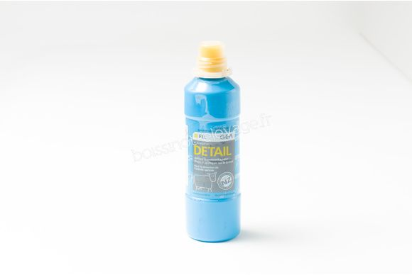 Détail applicateur bleu 500 ml