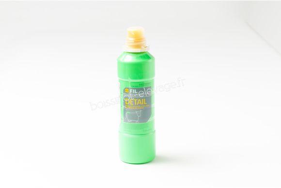 Détail applicateur vert 500 ml
