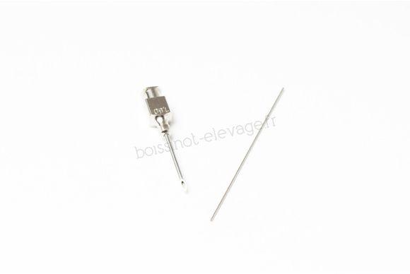 Aiguille HSW-Premium 1.6x25 mm - boîte de 10 aiguilles