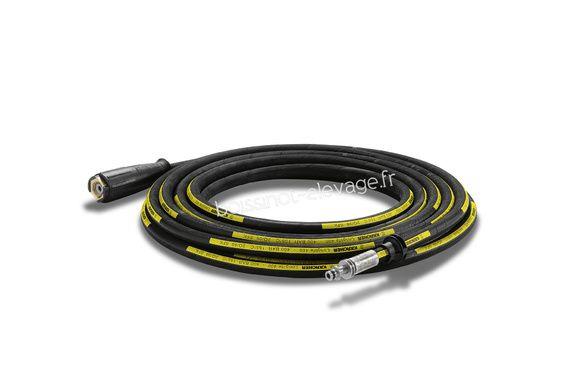 Tuyau flexible HP longlife 400 - 20m pour poignée pistolet eau chaude