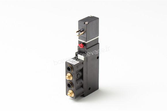 Electrodistributeur MANNEBECK 4/2 sortie 4/6 mm sans connecteur
