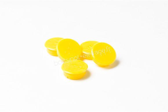 Bouchons jaunes Lac 5 - les 5