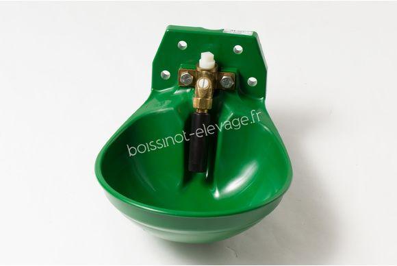 """Abreuvoir MOD 12P-MS½"""" vert"""
