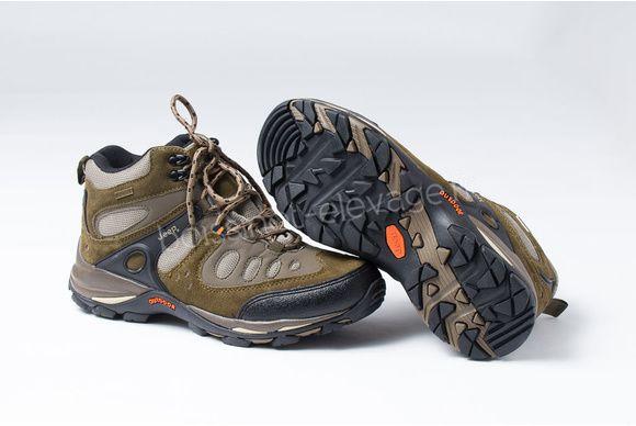 Chaussures KAZAC -  kaki