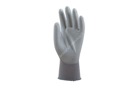Gants de protection nylon sans couture