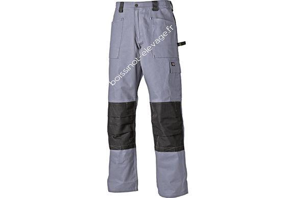 Pantalon GDT290 - gris/noir