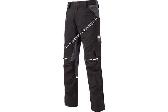 Pantalon GDT Prémium - noir/gris