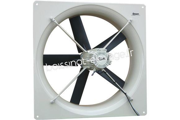 Ventilateur monophasé F-1450 - Ø 50 - 8550 m³/h - 474 Watts - 2.08 Amp. - 52 dB