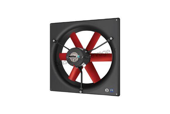 Ventilateur 6D63 triphasé sur cadre