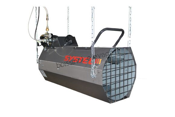 Générateur gaz KT 42 - avec pressostat