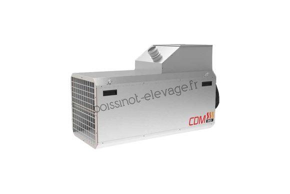 Générateur à combustion directe modulant