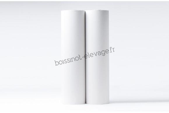 Papier de démarrage crepe 40 grs 65 cm x 200ml - les 2 rouleaux