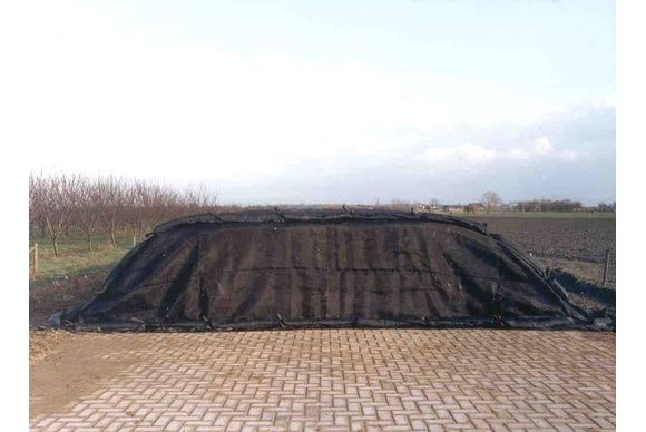 Grille de silo SILONET expert 10x12m