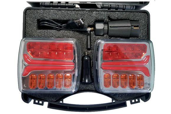 Kit de signalisation magnet LED