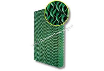 Pad cooling épaisseur : 100 - largeur : 600 - hauteur : 1,5m - 0.9m2