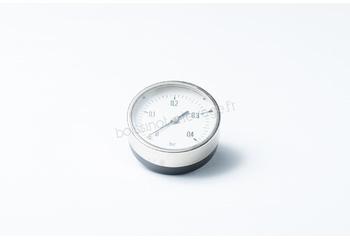 Manomètre - 0 à 400 mbars (axial)