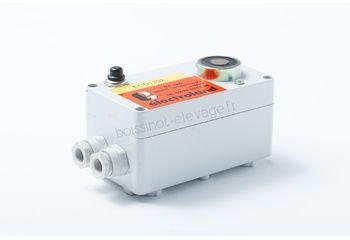 Ecogache 220V bouton