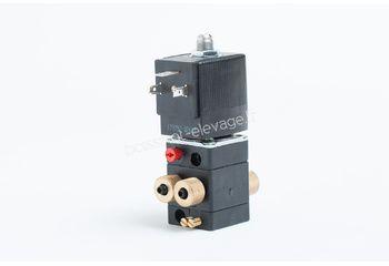 Distributeur 4-2 burkert 220v. Tuyau 4x6