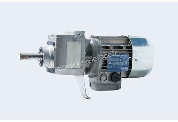 Motoréducteur bf  0.55kw 454trs + vis