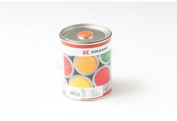 Pot de peinture 1L - FIAT orange