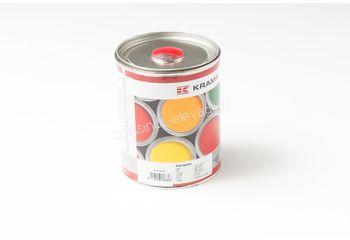 Pot de peinture 1L - KVERNELAND rouge