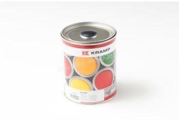 Pot de peinture 1L - RAL 9005 noir profond