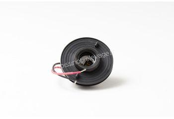 Adaptateur noir pour ampoule LED