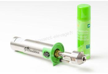 Ecorneur à gaz avec embout 15 mm