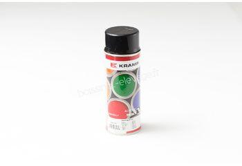 Bombe de peinture DEUTZ-FAHR Agrotron noir >1996 400ml