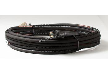 Flexible haute pression R2T 5/16 noir