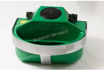 Abreuvoir individuel Biglac  25 litres avec protection