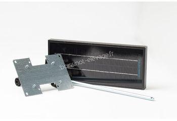 Panneau solaire 6W cristal + support