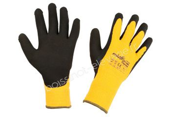 Gants Power Grab Thermo - jaune