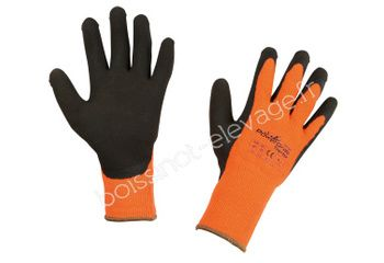 Gants Power Grab Thermo - orange