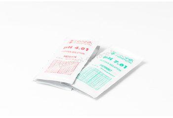 Solution tampon PH 4 et 7 - 5 + 5 sachets de 20 ml