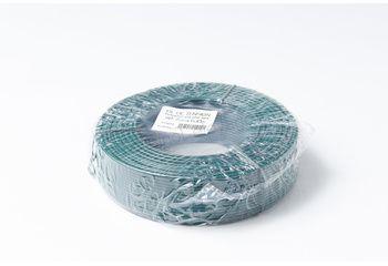 Fil de tension galvanisé plastifié vert - Ø2,7mmx100m