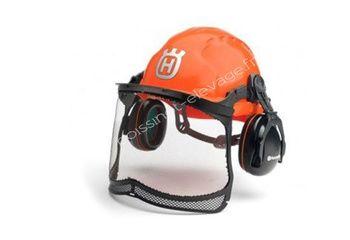 Casque Forest Helmet Classic Husqvarna