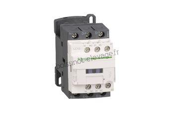 Contacteur LC1D 230V 1F+O