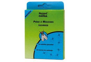 Appât pour piège à mouches Natural Control