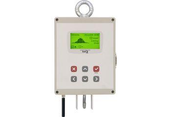 Pesage BAT2 Dinde GSM pesage complet avec BAT2 + plateau suspendu