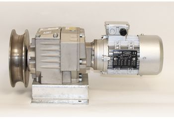 Motoréducteur 0.37Kw avec poulie