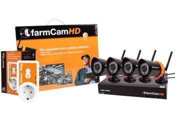 Kit farm cam HD 4 caméras