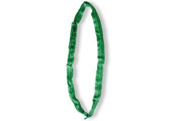 Elingue textile vert ronde 2T 3m