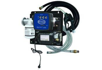 Station Fuel 46 L/Min - Filtration - Kit Aspiration