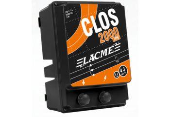 Électrificateur secteur Clos 2000 HTE