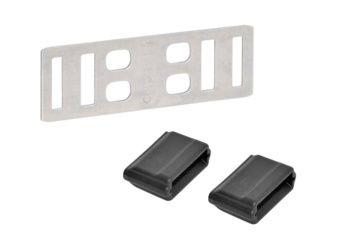 Connecteur Litzclip pour ruban 12.5mm - sachet de 5