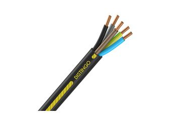 Cable R2v 5g2.5 Avec V/j A La Coupe Ml